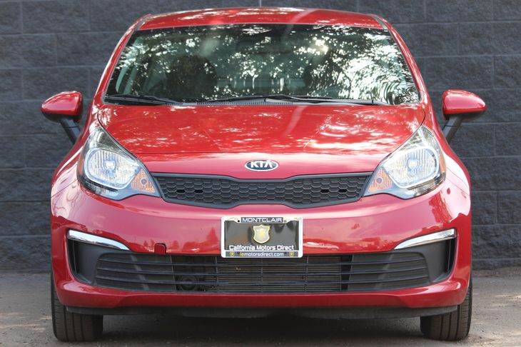 2017 Kia Rio LX  Signal Red DONT MISS OUT ON OUR SALES GOING ON     COME CHECK OUT OUR SIGNAL
