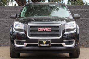 2015 GMC Acadia SLE-2  Carbon Black Metallic All advertised prices exclude government fees and