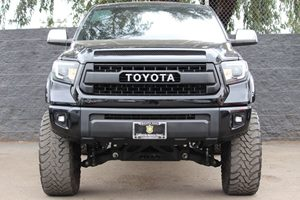 2015 Toyota Tundra 2WD Truck Limited  Attitude Black Metallic  All advertised prices exclude go