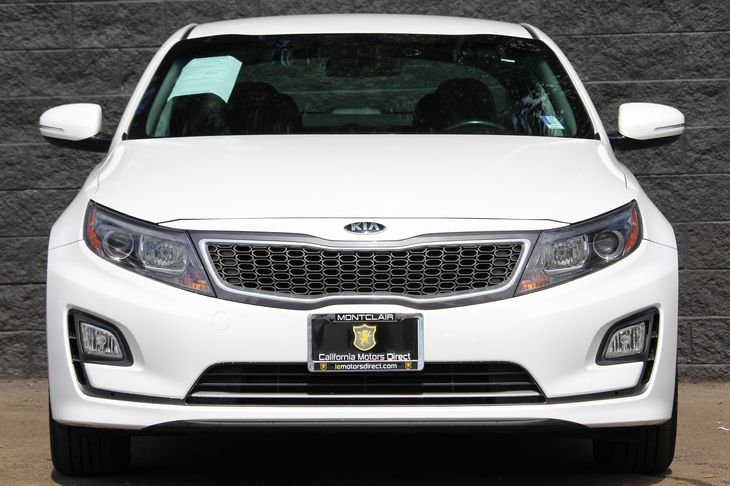 2015 Kia Optima Hybrid   Snow White Pearl All advertised prices exclude government fees and tax
