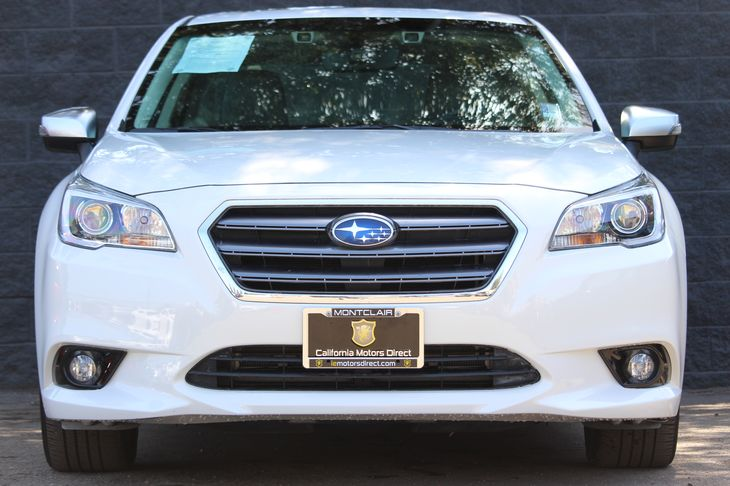 2017 Subaru Legacy 25i Sport  Crystal White Pearl All advertised prices exclude government fee