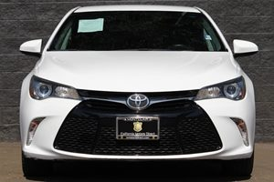 2016 Toyota Camry SE  Super White DONT MISS OUR SALES GOING ON     MUST CHECK OUT OUR SUPER W