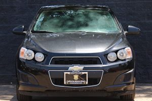 2016 Chevrolet Sonic LT Auto  Mosaic Black Metallic SAVE BIG WITH OUR SALES GOING ON     COME