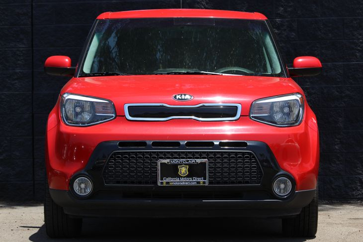 2016 Kia Soul   Red All advertised prices exclude government fees and taxes any finance charg
