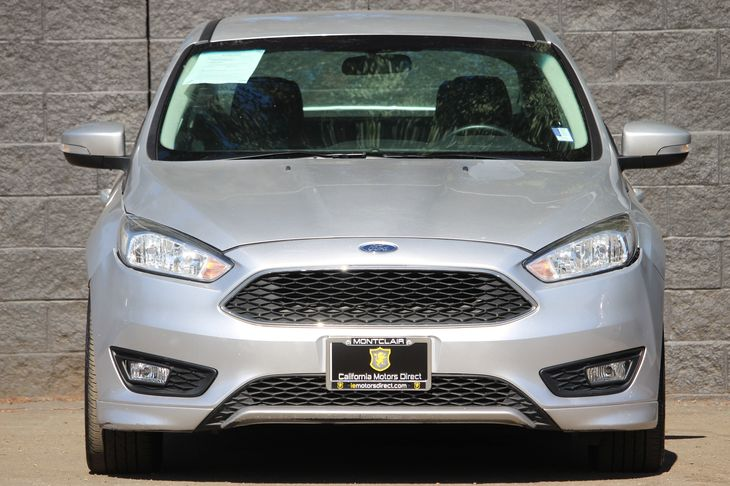 2016 Ford Focus SE  Ingot Silver All advertised prices exclude government fees and taxes any f