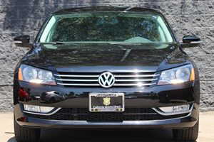 2015 Volkswagen Passat Limited Edition PZEV  Black Uni All advertised prices exclude government
