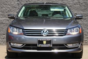 2015 Volkswagen Passat SE PZEV  Platinum Gray Metallic All advertised prices exclude government