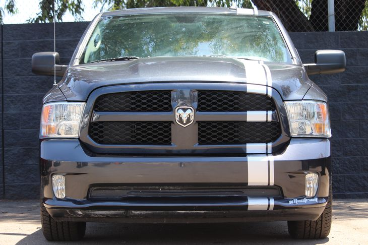 2016 Ram 1500 Express  Gray All advertised prices exclude government fees and taxes any financ