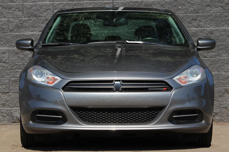 2013 Dodge Dart Aero  Gray All advertised prices exclude government fees and taxes any finance