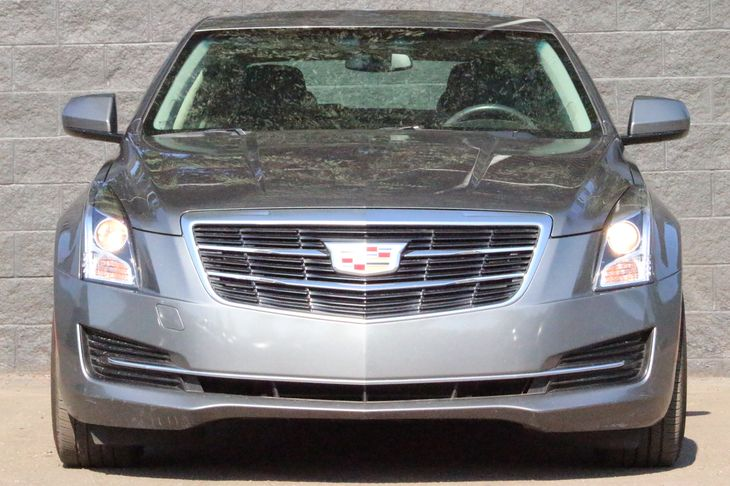 2016 Cadillac ATS Sedan 20T Engine 20L Turbo I4 Di Dohc Vvt With Automatic StopStart Pha