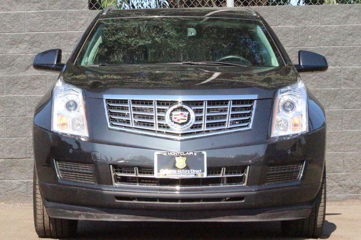 2016 Cadillac SRX Luxury Collection Engine 36L Sidi Dohc V6 Vvt Black Raven All advertised pr