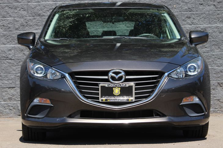 2015 Mazda Mazda3 i Sport  Jet Black Mica All advertised prices exclude government fees and tax