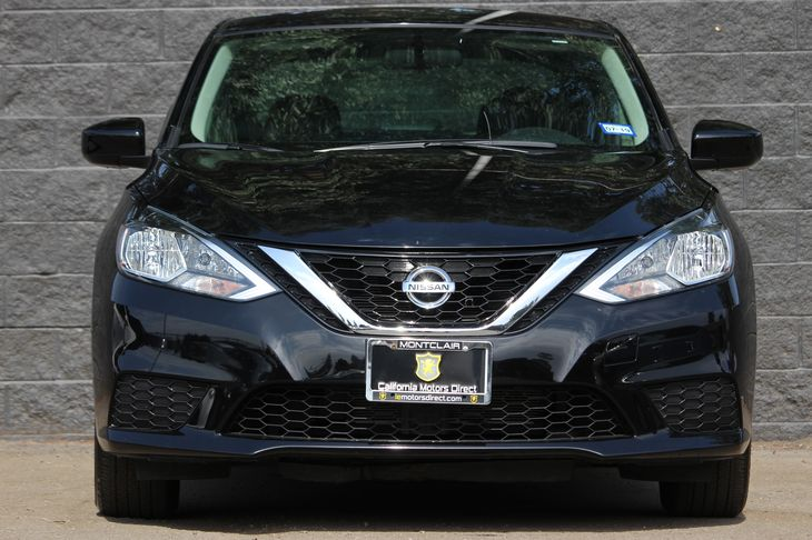 2017 Nissan Sentra S  Super Black All advertised prices exclude government fees and taxes any
