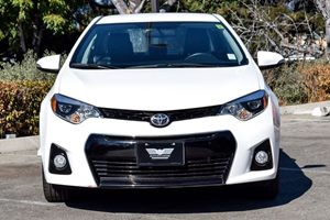 2015 Toyota Corolla S Carfax 1-Owner - No AccidentsDamage Reported Carpet Mats Air Conditioning