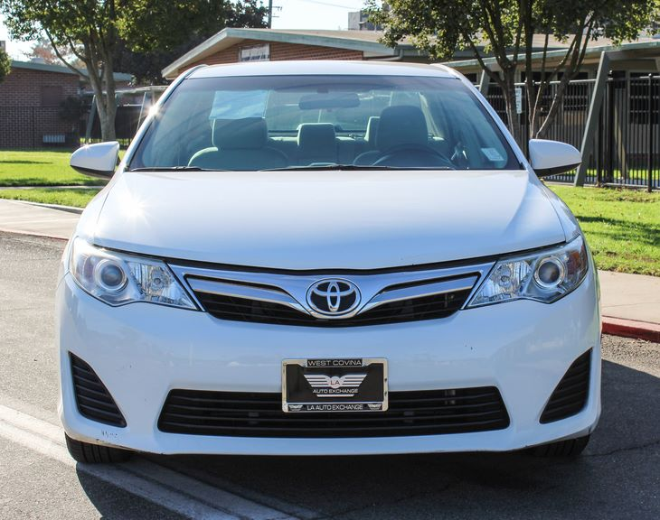 2014 Toyota Camry LE 2014 Model Year Air Conditioning AC Audio Auxiliary Audio Input Body-Co