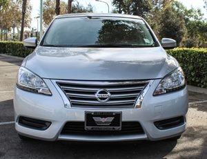 2015 Nissan Sentra S Air Conditioning AC Audio Auxiliary Audio Input Body-Colored Power Side