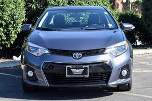 2015 Toyota Corolla S Carfax 1-Owner - No AccidentsDamage Reported Mudguards Rear Bumper Protec