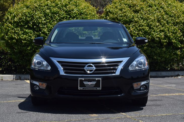 2015 Nissan Altima 25 SV Air Conditioning AC Convenience Keyless Start Displacement 25 L1
