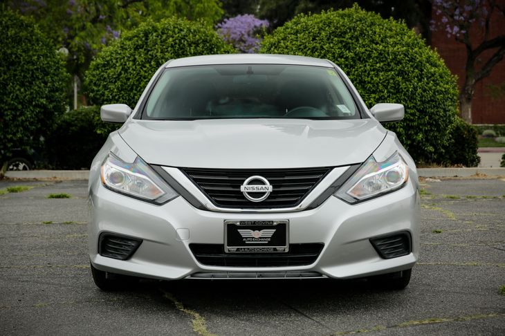 2016 Nissan Altima 25 S Audio Auxiliary Audio Input Audio Smart Device Integration Bluetooth