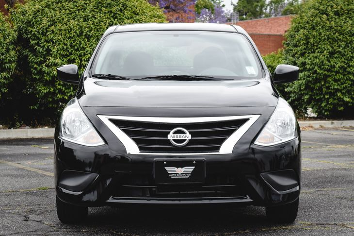2016 Nissan Versa 16 S Plus Displacement 16 L98 Engine 4 Cylinder Engine Fuel Capacity 10