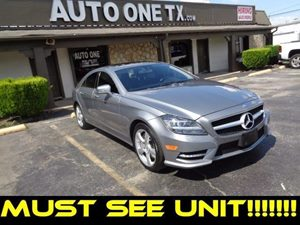2012 MERCEDES CLS 550 4MATIC Coupe Audio  Auxiliary Audio Input Audio  Cd Changer Audio  Cd P