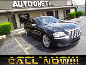 2012 Chrysler 300 300C 19-Premium Speaker Group 20 X 80 Polished Aluminum Wheels Dual-Pane