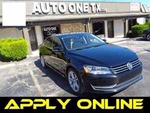 2014 Volkswagen Passat SE wSunroof Carfax Report Audio AmFm Stereo Audio Auxiliary Audio Inp