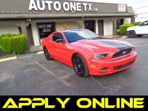 2014 Ford Mustang V6 Carfax Report Audio Auxiliary Audio Input Audio Cd Player Audio Hard Di