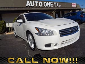 2012 Nissan Maxima 35 SV Carfax Report Audio Auxiliary Audio Input Audio Cd Changer Audio C