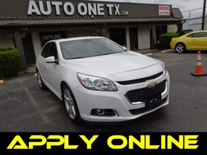 2015 Chevrolet Malibu LTZ Carfax Report Audio Auxiliary Audio Input Audio Cd Player Audio Ha
