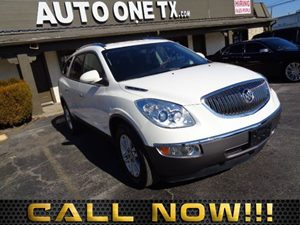 2012 Buick Enclave Base Carfax Report Audio Auxiliary Audio Input Audio Cd Player Audio Ente