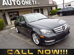2012 MERCEDES C 250 Sport Sedan Audio Auxiliary Audio Input Audio Cd Changer Audio Cd Player