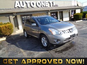 2013 Nissan Rogue SV Carfax Report Audio Auxiliary Audio Input Audio Mp3 Player Audio Premiu