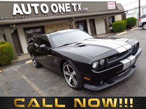 2013 Dodge Challenger SRT8 Carfax Report Audio Auxiliary Audio Input Audio Cd Player Audio H