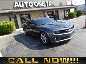 2013 Chevrolet Camaro SS Transmission 6-Speed Automatic Audio Auxiliary Audio Input Audio Mp3