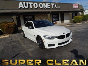 2014 BMW 4 Series 428i Carfax Report 40-20-40 Folding Bench Front Facing Fold Forward Seatback Re