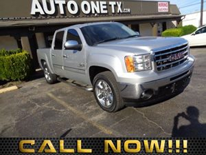 2013 GMC Sierra 1500 SLE Carfax Report Bluetooth For Phone Fog Lamps Front Halogen Lpo 20