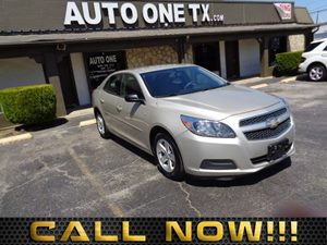 2013 Chevrolet Malibu LS Audio Cd Player Audio Mp3 Player Audio Satellite Radio Bluetooth Fo