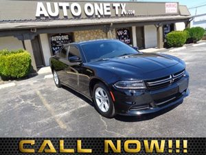 2016 Dodge Charger SE Carfax Report 6 Speakers Air Conditioning Multi-Zone AC Audio Auxiliar