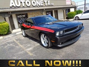 2012 Dodge Challenger RT Classic Carfax Report 6-Way Pwr Driver Seat Audio Auxiliary Audio Inp