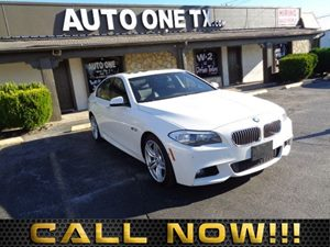 2013 BMW 5 Series 535i Air Conditioning Multi-Zone AC Audio Auxiliary Audio Input Audio Cd P