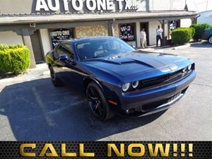 2016 Dodge Challenger SXT Carfax Report 4-Way Passenger Seat -Inc Manual Recline ForeAft Movem