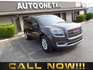 2014 GMC Acadia SLE Audio Auxiliary Audio Input Audio Cd Player Audio Hd Radio Audio Mp3 Pl