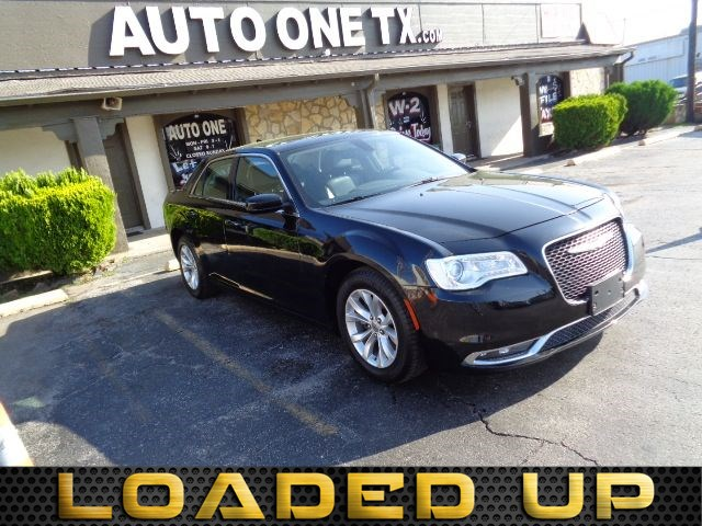 2016 Chrysler 300 Anniversary Edition 6 Speakers 84 Touchscreen Display Air Conditioning AC
