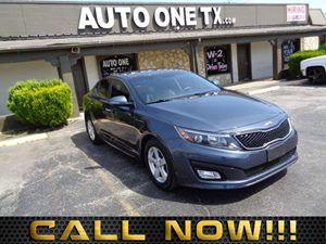 2015 Kia Optima LX 60-40 Folding Bench Front Facing Fold Forward Seatback Rear Seat Audio Auxili