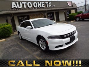 2015 Dodge Charger SE 4-Way Passenger Seat -Inc Manual Recline And ForeAft Movement 6 Speakers