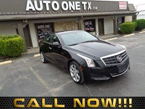 2014 Cadillac ATS Standard RWD Audio Auxiliary Audio Input Audio Mp3 Player Audio Premium Sou
