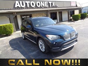 2013 BMW X1 xDrive35i Audio Auxiliary Audio Input Audio Cd Player Audio Hd Radio Audio Mp3