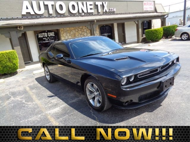 2016 Dodge Challenger SXT 4-Way Passenger Seat -Inc Manual Recline ForeAft Movement And Manual