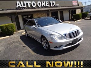 2007 MERCEDES S550 Sedan Air Conditioning Multi-Zone AC Audio Cd Changer Audio Premium Sound